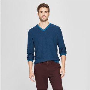 New men's goodfellow & co v neck sweater